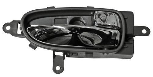 manija interior nissan altima coupe 2012 gris cromada+regalo