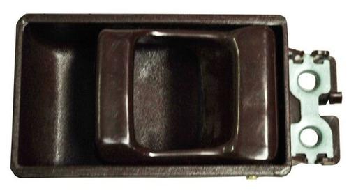 manija interior nissan pu 720 1986-1987-1988 roja+regalo