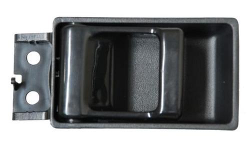 manija interior nissan pu 720 1998-1999-2001 negra+regalo