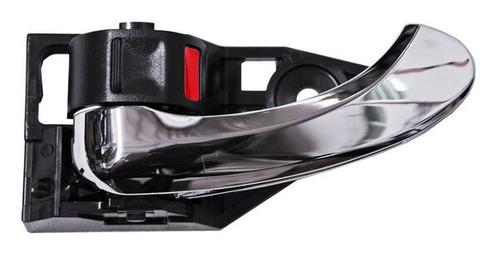 manija interior toyota camry 2007-2008 seguro negro cromo