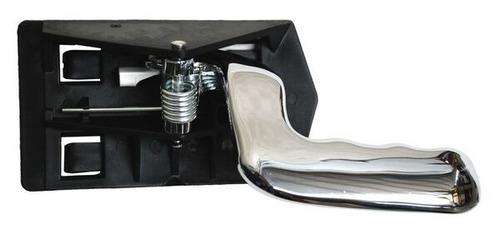 manija interiorchevrolet silverado1999-2000-2001-2002cromada