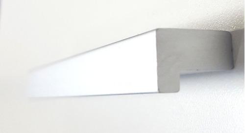 manija mueble tirador aluminio 96 mm x5 un enigma