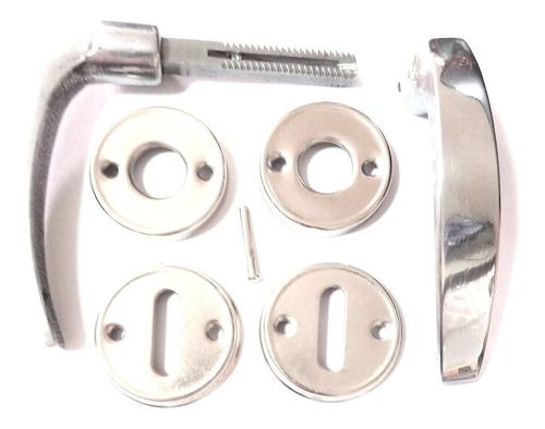 manija picaporte aluminio ministerio c/ bocallave económica