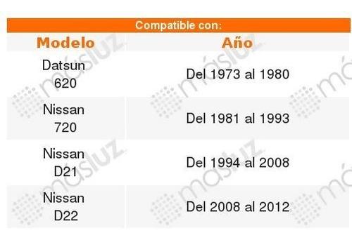 manija tapa blanco nissan d21 1994-2008