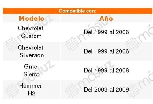 manija tapa chevrolet silverado 1999 2000 2001 2002 2003