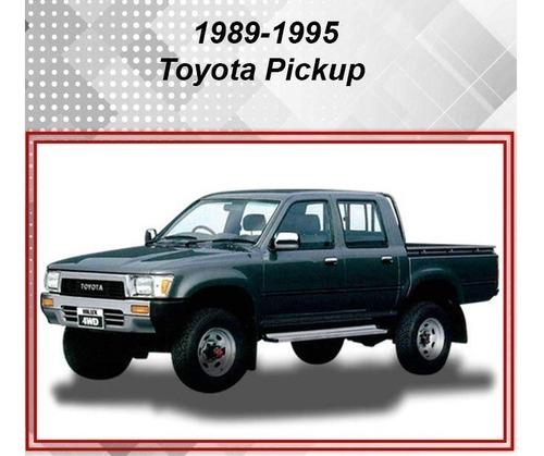 manija tapa toyota pick up negro 1989 1990 1991 1992 1993