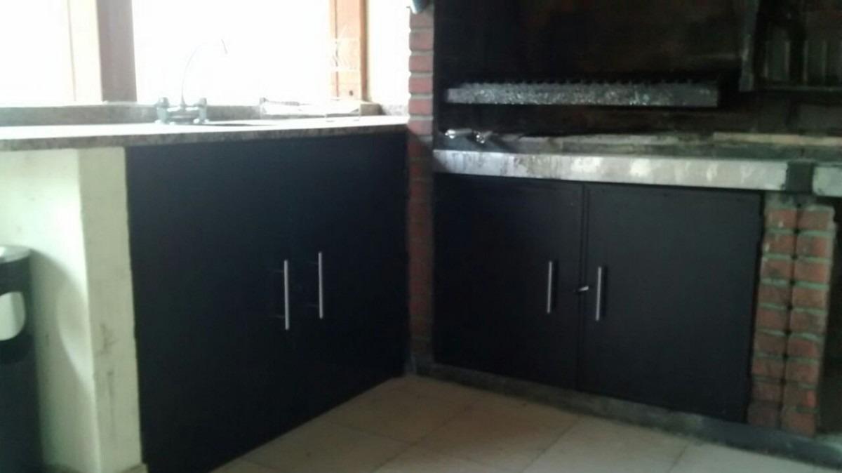 manija tirador barral muebles de cocina y baño - 96mm - $ 38,00 en ... - Muebles De Cocina Y Bano