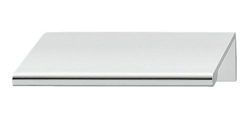 manija tirador recto anod plata aluminio oferta cajón hafele