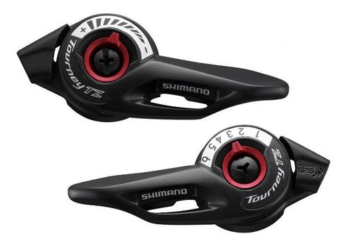 manijas cambio bicicleta shimano sl-tz500 18 vel - racer bikes