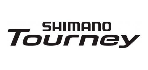 manijas de cambio y frenos shimano tourney - 24 velocidades