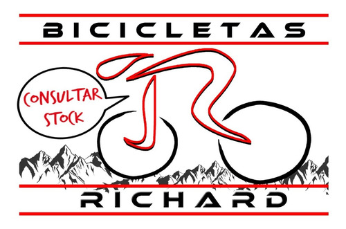 manijas de freno de aluminio para bicicleta // richard bikes