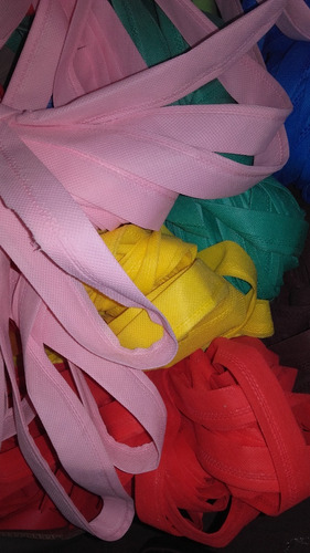 manijas rollo  friselina p/bolsas listas para colocar xmetro