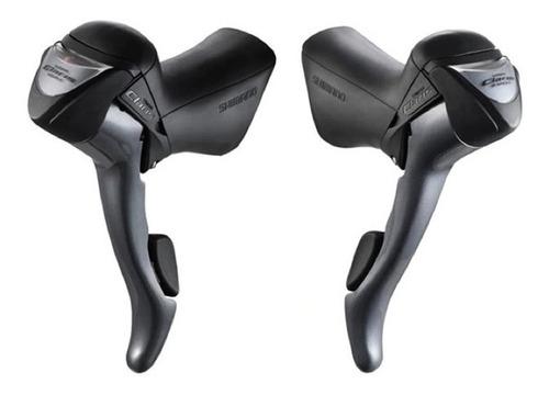 manijas shifters shimano claris 2400 ergopower 2x8 16v envio