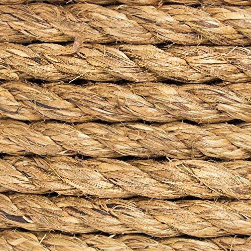 Manila Cuerda De Camo Trenzado En 14 inch 516 inc 186342