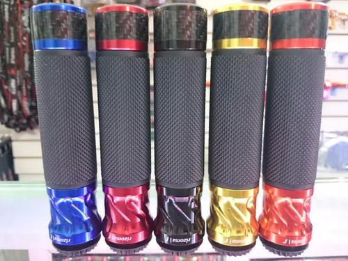 manilares de lujo moto rizoma (fibra carbono y aluminio)