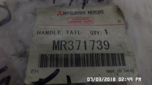 manilla compuerta original mitsubishi montero l300