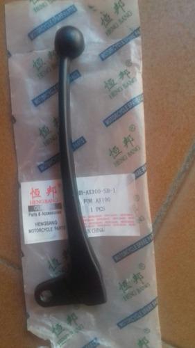 manilla de freno y manilla de cloche ax100 suzuki