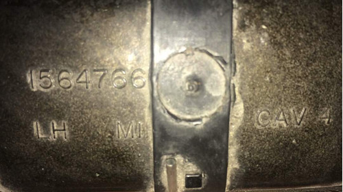 manilla delantera izquierda de blazer 95 al 2002*