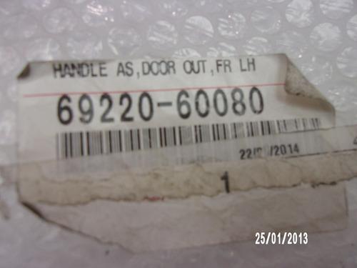 manilla ext puerta izquierda meru orig 6922060080