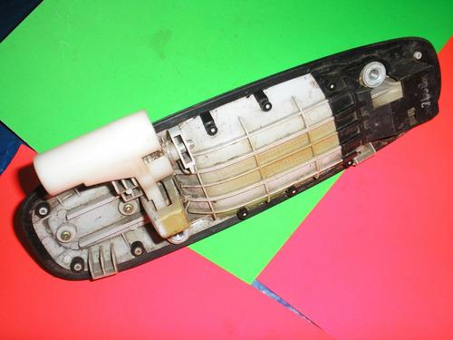 manilla externa apertura puerta trasera izquierda optra 2007