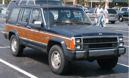 manilla externa puerta jeep cherokee-wagoneer 84-96 cromadas