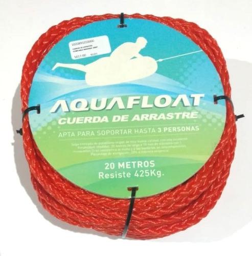 manillar cuerda de arrastre wakeboard 20 metros hasta 425 kg