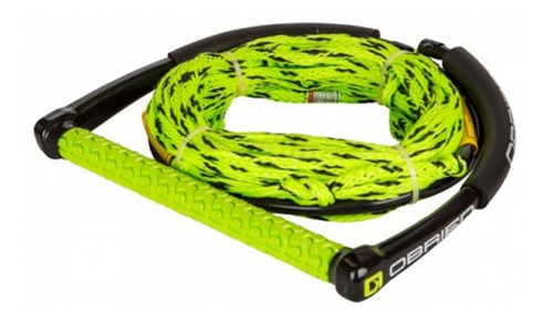 manillar de wakeboard poly e-wake combo - verde