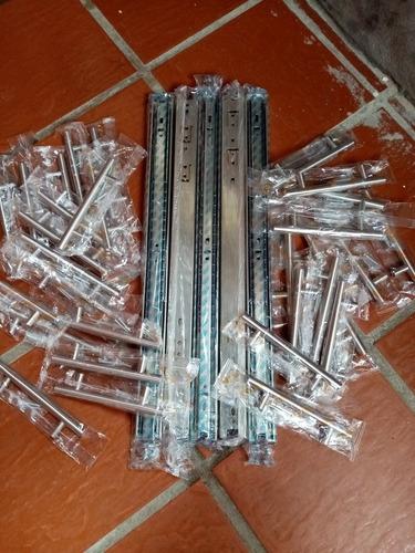 manillas 32 piezas y correderas 5 de 50 tatalmente nuevo