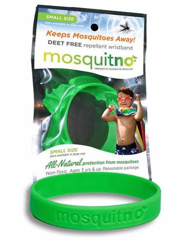 manillas repelentes mosquitno