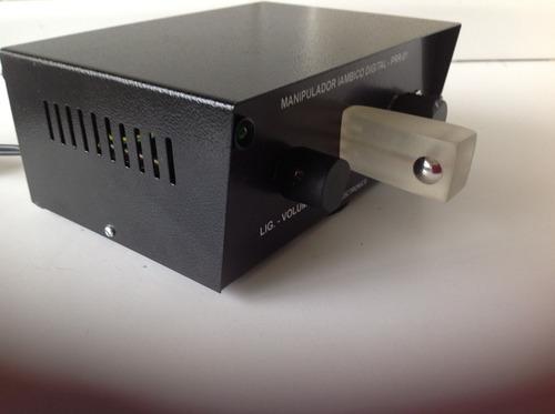 manipulador iambico digital - prr-01 / código morse / cw