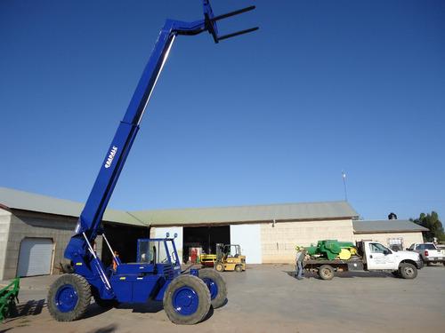 manipulador / montacarga telescopico gradall 532-8