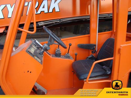 manipulador telescópico 8000 lbs skytrak 8042 2006
