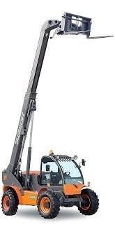 manipulador telescopico nuevo ausa t307h oportunidad