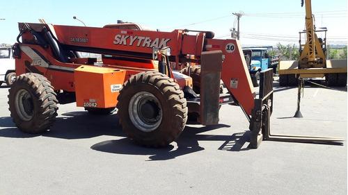 manipulador telescópico skytrak 8042 - 2010