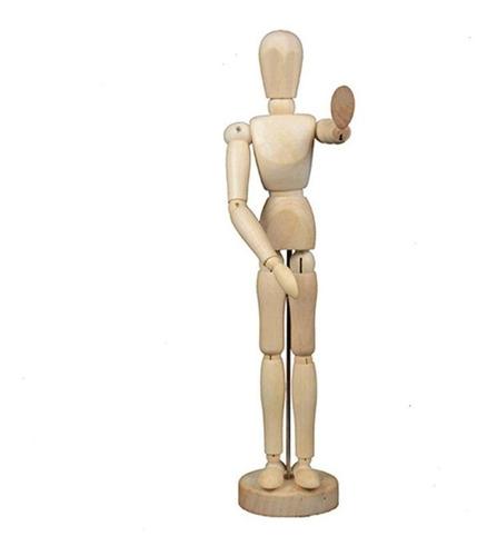 maniqui muñeco articulado, 30cm, 3d, dibujo, arte, adorno