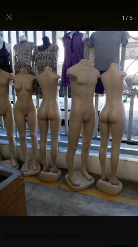 maniquies de mujer plasticos