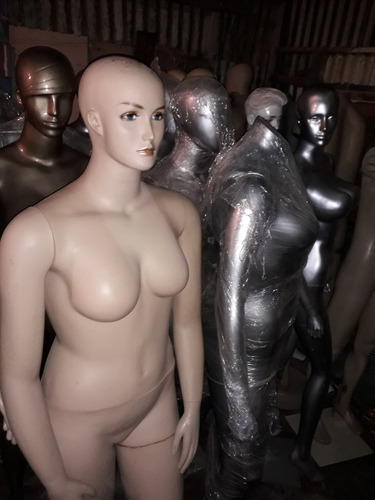 maniquies talla grande