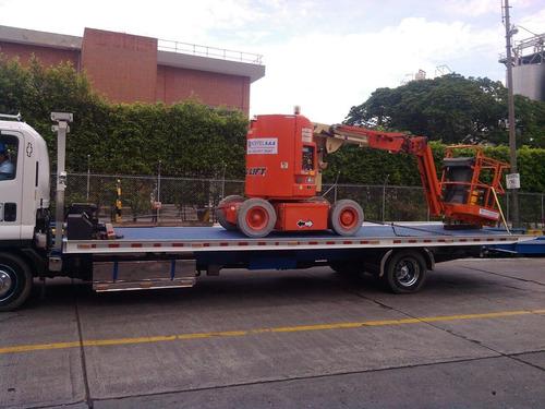 manlift  e300ajp plataforma articulada