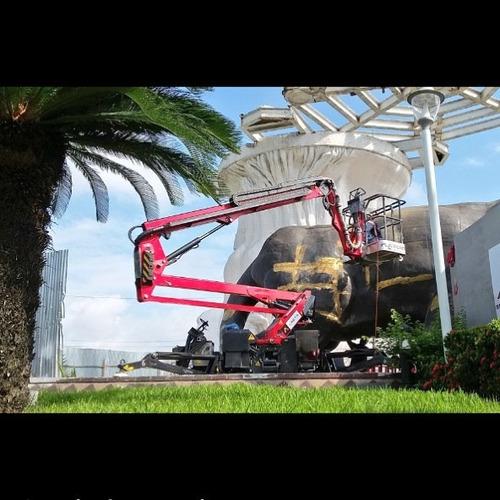 manlift tipo araña en venta guayaquil ecuador