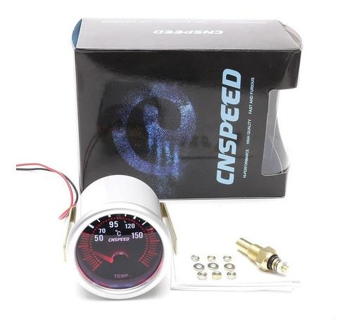 manômetro temperatura óleo 52mm fusca tl kombi e antigos