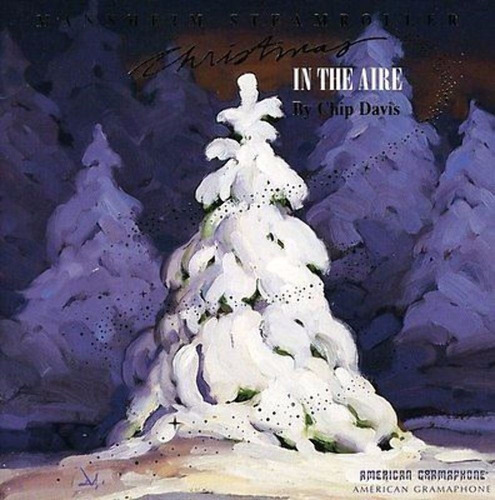 mannheim steamroller christmas in the aire cd senvo 1995 usa