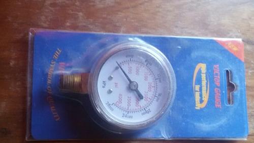 manometro 0-4000 psi de 1/2