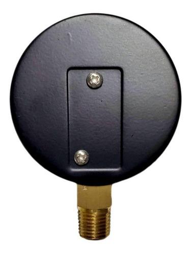 manómetro 30 in h2o para gas lp y natural baja presión