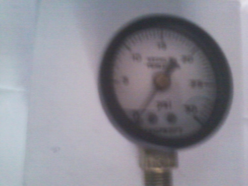 manometro ashcroft dial 1 1/2  0 30 psi