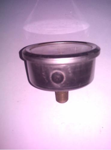 manometro de 0-160psi, nuevo, sin caja de 2 7/16 de diametro
