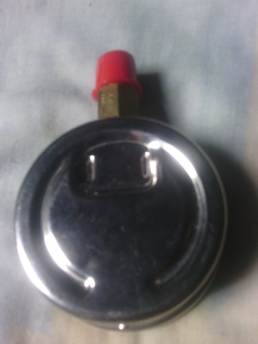 manometro de 0 a 15psi dial 2 1/2 con glicerina val-usa