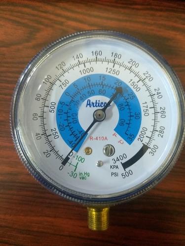 manómetro de baja r-410a