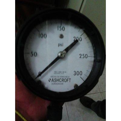 manometro de proceso ashcroft