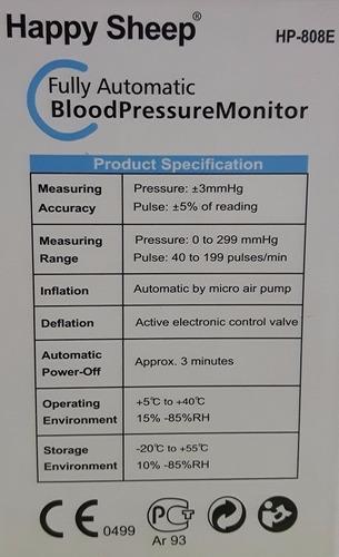 manómetro digital presión arterial - gangaaa!!!