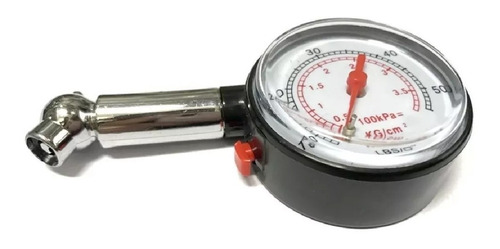 manometro medidor de presion aire analogico neumatico rpm